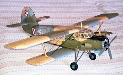 Samolot transportowy An-2