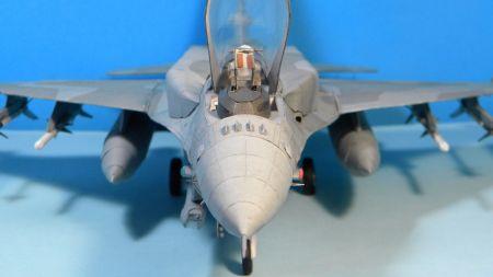 F-16C Block 52+ ,,Jastrząb''