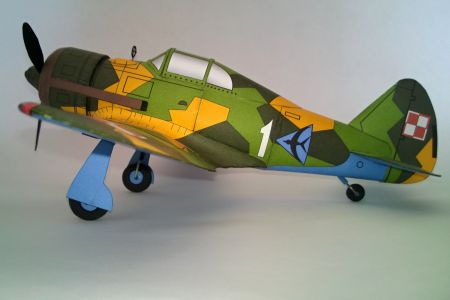 Samolot myśliwski PZL-50
