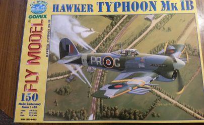 Hawker Typhoon mk.lb