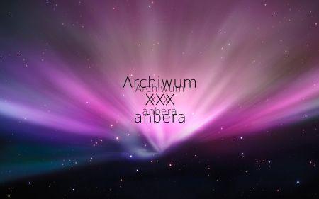 Z archiwum XXX anbera.