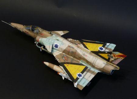 Kfir C-7 IAF.