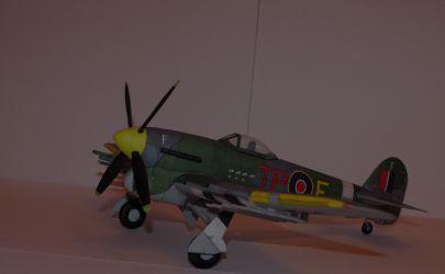 Hawker Typhoon        MM6/93