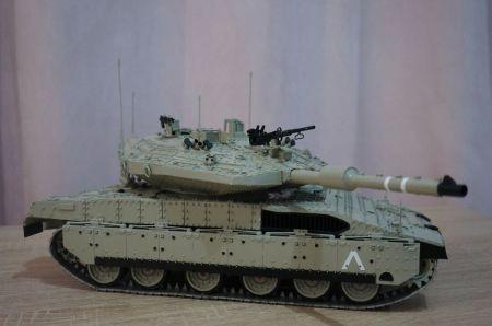 Merkava Mk.IV LIC