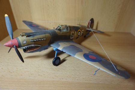 Curtiss Tomahawk 2B