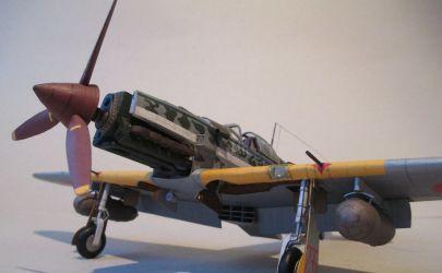 Kawasaki Ki-61 I Hien-Hei + Tei