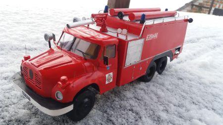 639[S]44 - GCBA 10/40 Tatra 148 Skuteng - OSP Świętoszowice