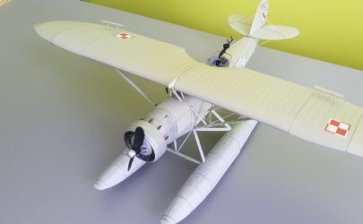 POLSKI SAMOLOT LUBLIN R-XIII TER