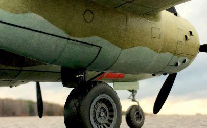 B-25 Mitchell Mały Modelarz 1-2/1994