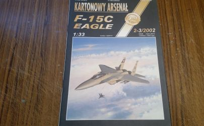 McDonnell Douglas F-15C Eagle