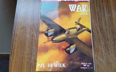 PZL-38 Wilk