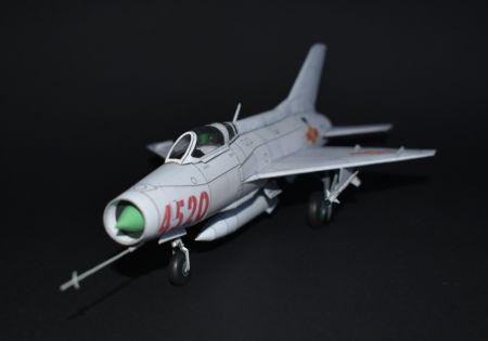 Mikojan i Gurewicz MiG-21F-13 ,,Fishbed – C'' (Không quân Việt Nam Dân chủ Cộng hòa)