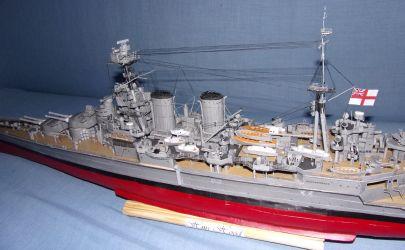 Krążownik Brytyjski  Hms Hood