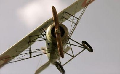 Samolot szkolny Morane-Saulnier MoS-30E1 WAK