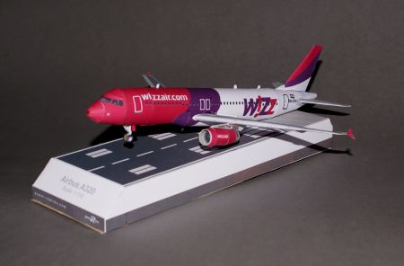 Airbus A-320  WIZZ AIR