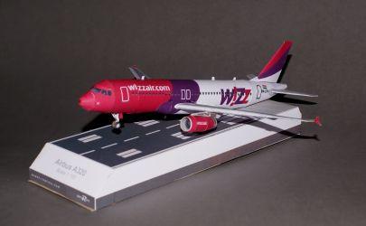 Airbus A-320  WIZZ AIR