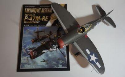 Republik P-47 M-RE THUNDERBOLT