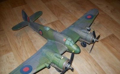 Bristol Beaufighter MK IV F