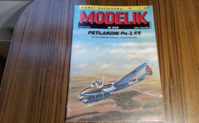 Petlakow Pe-2FT