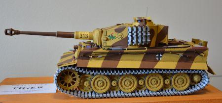 PANZER VI TIGER Ausf.E