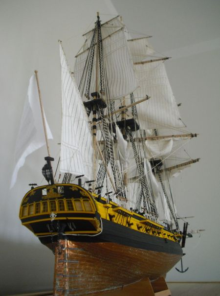 La Belle Poule (1:96) - Shipyard