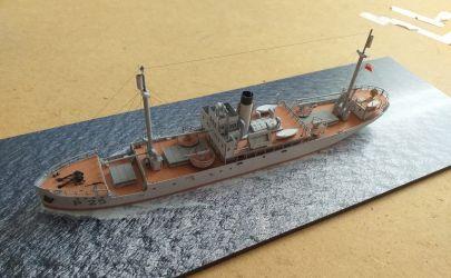 Patrolowiec Pomerol, JSC 44, skala 1:400.