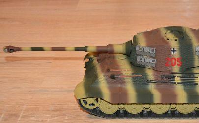 PzKpfw VI TIGER II Ausf.B Kingtiger