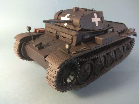 Pz. Kpfw. II Ausf. D