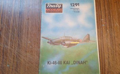Mitsubishi Ki-46-KAi ,,Dinah''