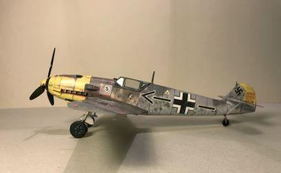 Messerschmitt Bf-109E-4/N