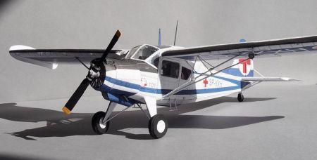 PZL-101 Gawron