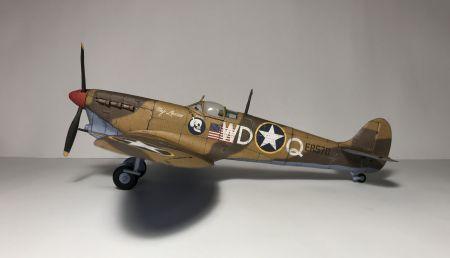 Spitfire Vb  Trop