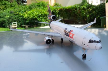 MD-11  FedEx Express