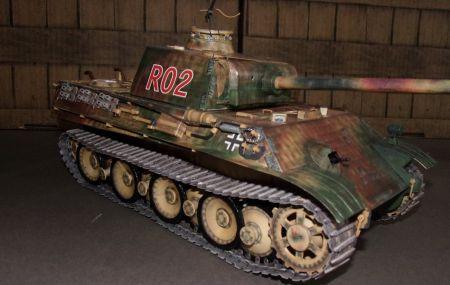 Niemiecki czołg średni PzKpfw V ,,Panther''   ( Aktualizacja Zdjęć)