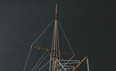 HMS Speedy - Modelarstwo Okrętowe 1:100