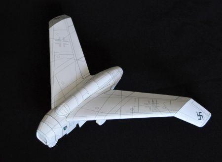 Heinkel P 1078C - projekt własny 1:33