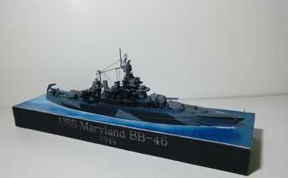 USS Maryland BB-46