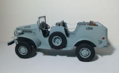 US Navy Dodge WC6 - Pearl Harbor 1941