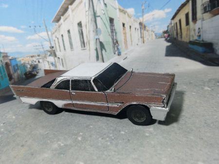 1957 DeSoto Fireflite (Santiago de Cuba)