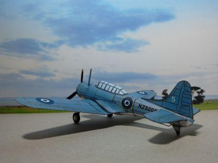SBD-3 Dauntless RNZAF