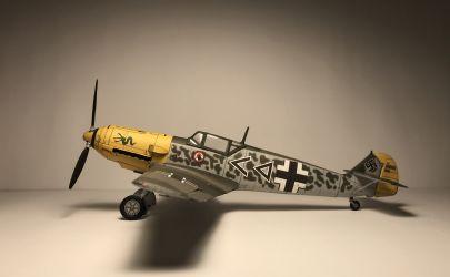 Messerschmitt Bf-109E-4