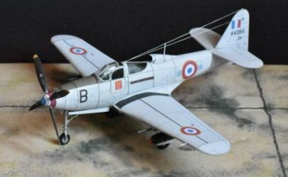 Bell P-63C ,,Kingcobra'' (GC II/6 ,,Normandie-Niemen