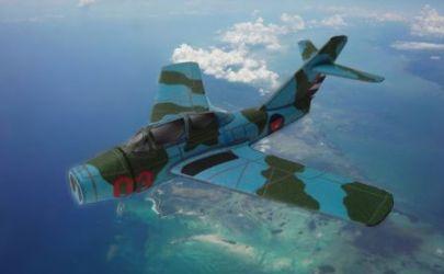 MiG-15UTI Fuerza Aérea de Cuba