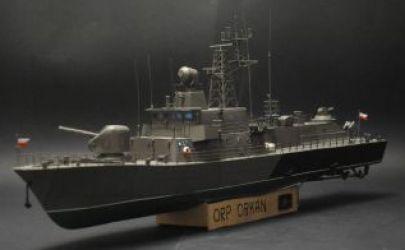Okręt rakietowy ORP Orkan