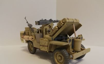Willys MB SAS