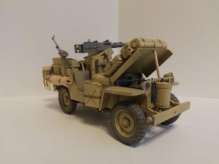 Willys MB SAS