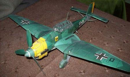 Junkers Ju 87 - Stuka