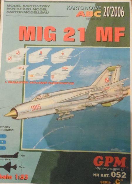 Mig 21 GPM