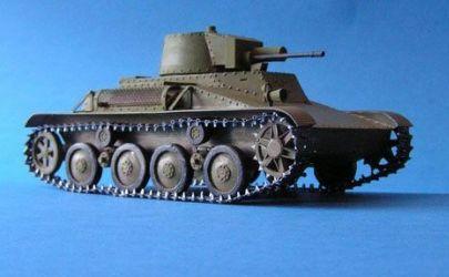 Polski czołg rozpoznawczy 4 TP