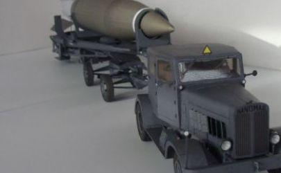 Hanomag SS-100 & V-2